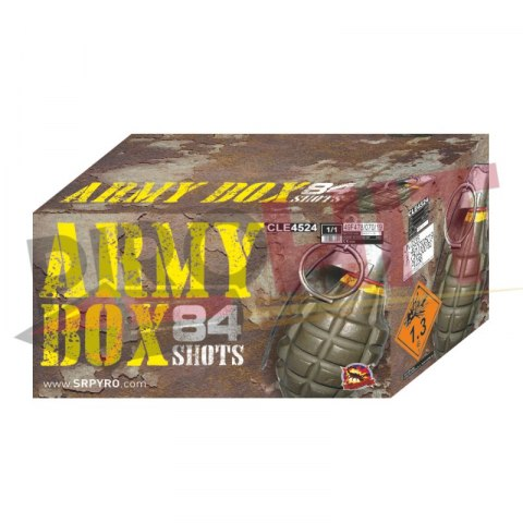 ARMY BOX CLE4524