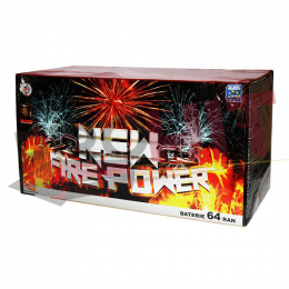 New Fire Power 64s C643MN F3 2/1